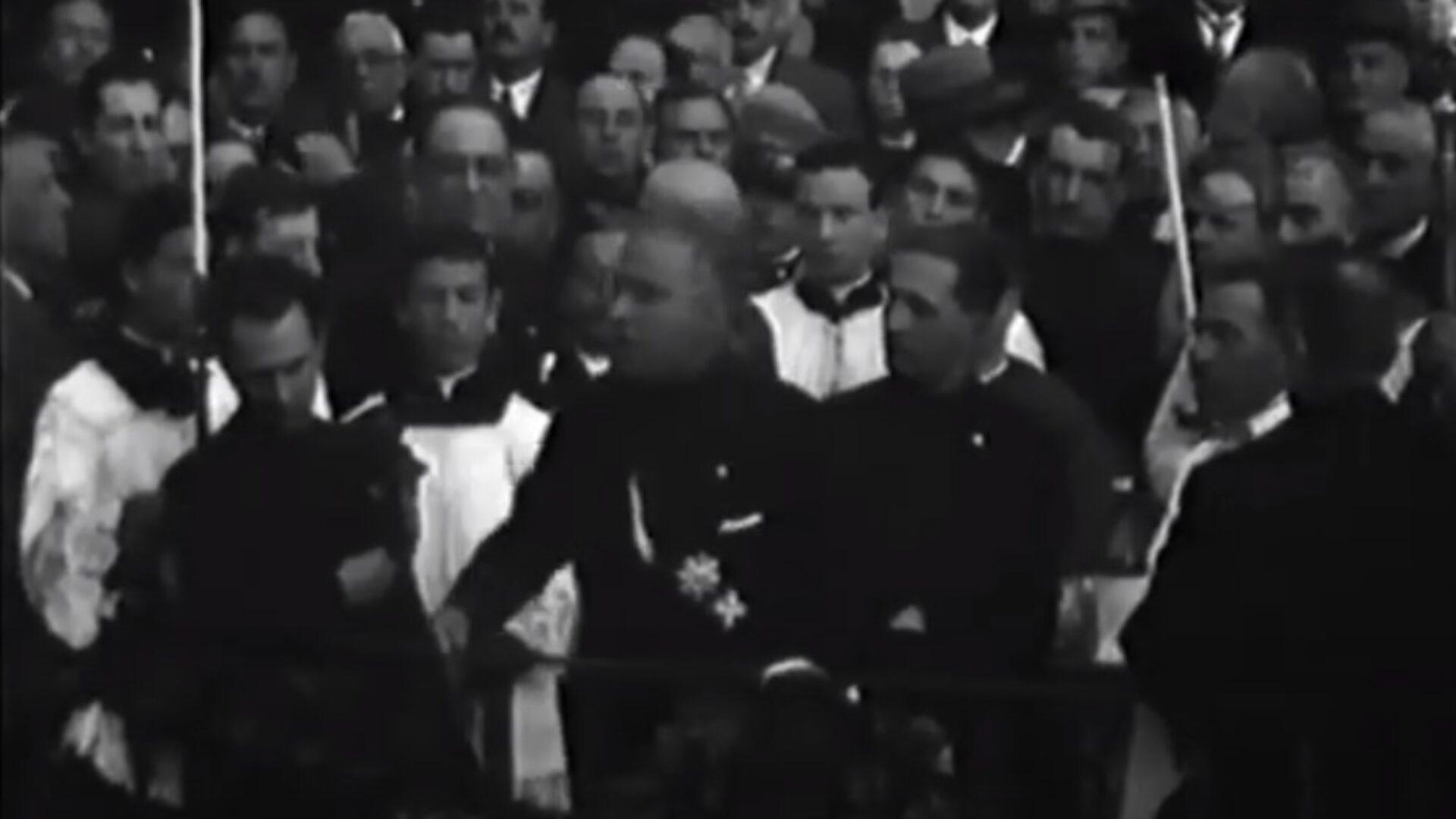 IL CONVITTO PRINCIPE DI PIEMONTE NELLE RIPRESE VIDEO DELL'ISTUTUTO LUCE
